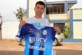 Fútbol Peruano: Pedro Ascoy se integró a las prácticas de César Vallejo