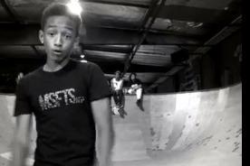 Jaden Smith presenta su versión de 'Pumped Up Kicks'