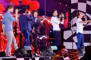 One Direction: Revive su presentación en Londres 2012 (Video)