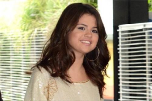 Selena Gomez inauguró un centro multimedia en un hospital infantil
