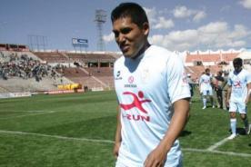 Fútbol peruano: Andy Pando desea aumentar su récord ante Sporting Cristal