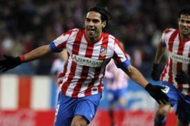 Goles del Atlético Madrid vs Rubin Kazan (0-2) - Europa League - Video