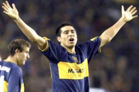 Fútbol Argentino: Riquelme reaparece esta fecha con Boca Juniors