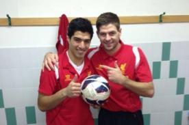 Luis Suárez consideraría dejar el Liverpool por sanción