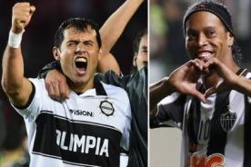 Video de goles: Olimpia vs Atlético Mineiro (2-0) - Copa Libertadores 2013
