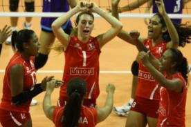 Mundial Sub 18 de Vóley: Turquía vence a Perú por 3-1 - Tailandia 2013