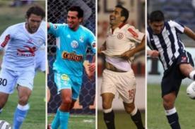 Tabla de posiciones: Fútbol peruano fecha 31 por el Descentralizado 2013