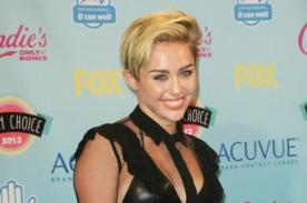 Miley Cyrus asegura no tener amigos famosos