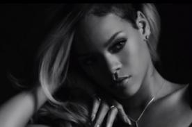 Video: Rihanna en detrás de cámaras de la publicidad de su perfume Rogue