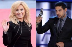 Demi Lovato a Wilmer Valderrama: Estoy orgullosa de ti