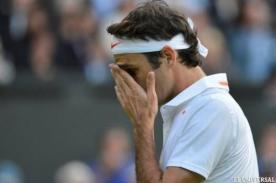 Tenis: Roger Federer ya no pertenece al top 5 del ránking ATP