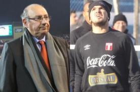 Juan Vargas: Sergio Markarián ha hecho un cambio al fútbol peruano