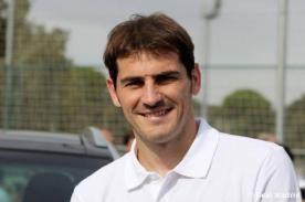 Iker Casillas: Si la situación sigue así en tres meses pensaría en irme
