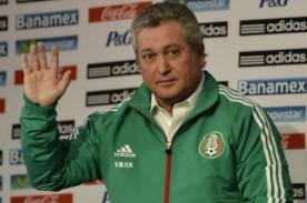 Selección de México despidió a técnico que los clasificó al repechaje