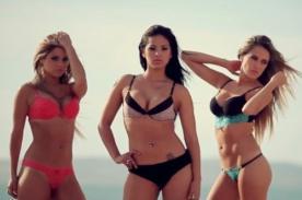 Katty García lanza su agrupación 'Las Chicas Natural' con candente video