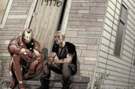 Eminem aparecerá en el nuevo cómic de Mighty Avengers