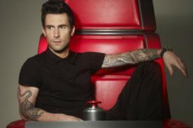 Adam Levine sería nombrado el 'Hombre más sexy' de la revista People