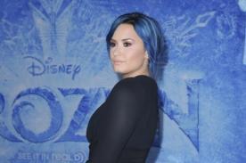 Demi Lovato muy orgullosa de sus curvas: Creo que son hermosas
