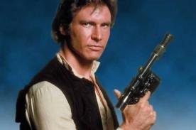 Star Wars: Subastan pistola de rayos láser de  Han Solo