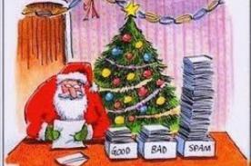 Las 10 frases más chistosas para enviar en Navidad