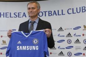 José Mourinho: Me gustaría quedarme en el Chelsea 12 años más