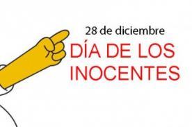 ¿Cual es el origen del Día de los Inocentes?