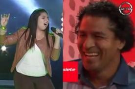 La Voz Kids Perú: Hija de Santiago Acasiente sorprende en reality - Video