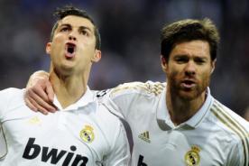 Cristiano Ronaldo y Xabi Alonso discuten por Nike y Adidas - Video