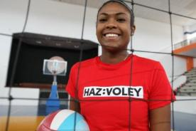 Vota por Ángela Leyva como mejor voleibolista del mundo