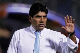 Freddy García: Pedimos disculpas al Cruzeiro y a Tingo
