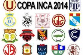 Copa Inca 2014: Conoce el cronograma para la tercera jornada