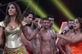 Titanes: Vanessa Terkes aseguró que no hay rivalidad con Tilsa Lozano