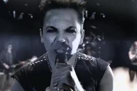 Disco rockero de Christian Castro ocupa primer lugar en ventas