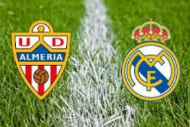 Real Madrid vs Almeria: En vivo por ESPN - Liga BBVA