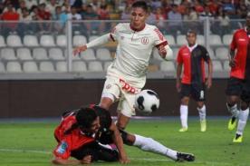 En vivo: Melgar vs. Universitario (0-1) - Minuto a Minuto - Copa Inca 2014