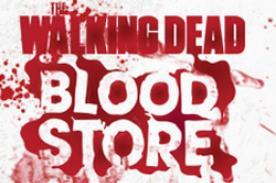 The Walking Dead crea tienda donde se paga solo con sangre - VIDEO