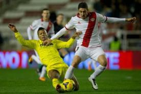Villarreal vs Rayo Vallecano: En vivo por DirecTV - Liga BBVA