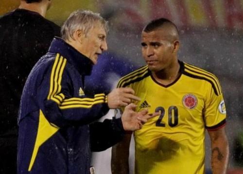 Mundial 2014: Jugador colombiano dijo que no iría a Brasil y luego fue convocado