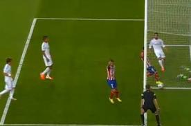 Final Champions League: Mira el gol de Godín [Video]