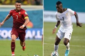 Minuto a minuto Portugal vs Ghana (2-1) – Mundial Brasil 2014 – ATV En Vivo