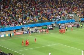 Fixture Mundial Brasil 2014: Cuartos de final - Partidos hora peruana (Actualizado)