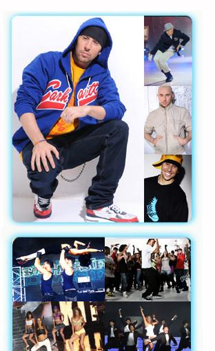 Stuart Bishop se lució bailando hip hop en El Gran Show