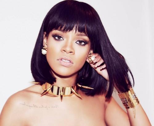 Rihanna enciende las redes sociales con fotos muy sensuales [Fotos]