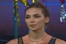 Natalie Vérttiz dejó en shock a sus compañeros de Esto es Guerra [VIDEO]