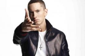 ¿Eminem se declara homosexual? [Video]