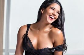 Youtube: Rocío Miranda inaugura canal con atrevido video hot