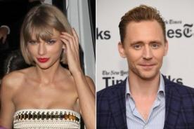 Tom Hiddleston habló por primera vez de su romance con Taylor Swift