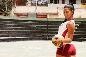 Rocío Miranda causa 'infartos' a seguidores con esta foto en la playa