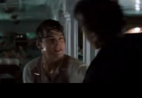 Titanic: Nunca viste esta escena donde Jack le da una paliza a Lovejoy (VIDEO)