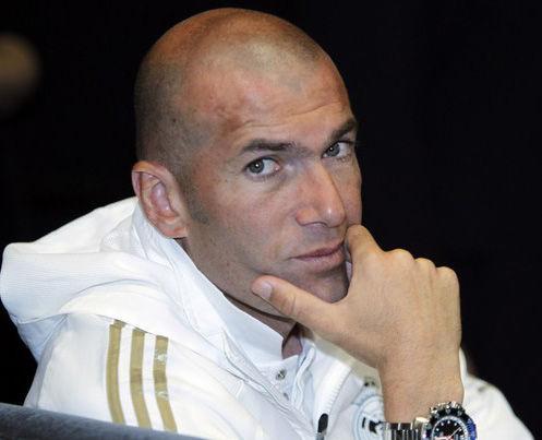 Zinedine Zidane: Este Madrid es más equipo